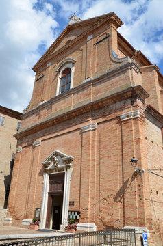 Santuario di Santa Maria Goretti a Corinaldo