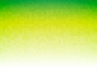 green mosaic tile background