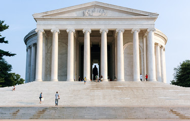 Jefferson Memorial,