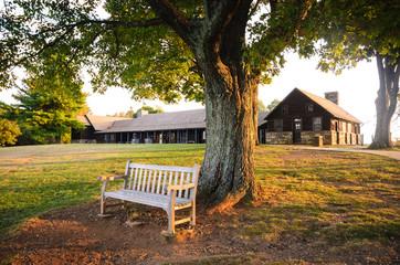 Tuinposter Natuur Park Shenandoah National Park