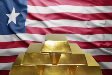 liberian gold reserves