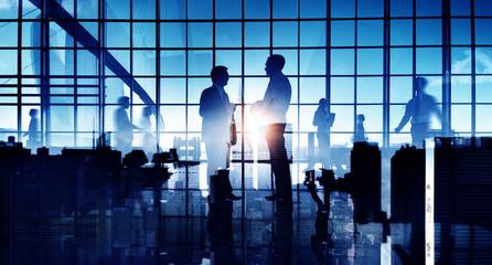 People Business Communication Connection Concept