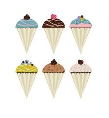 аппетитное мороженое