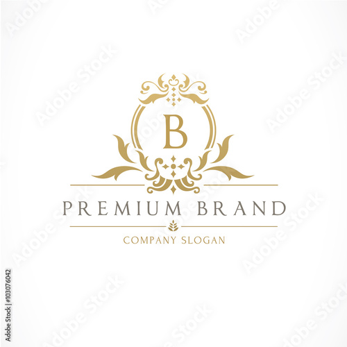 Luxury boutique hotel logos vector logos for Luxury hotel logo