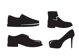 black Shoes icons