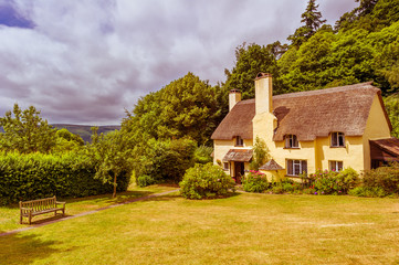 Exmoor Thatched Cottage