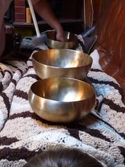 Tybetański masaż dźwiękiem