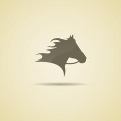 Pferd Kopf