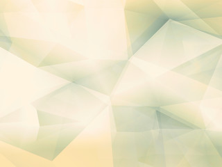 Abstract colorful 3d polygonal background