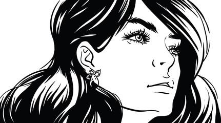 Comics  art women