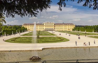 Wien Schloss Schönbrunn,
