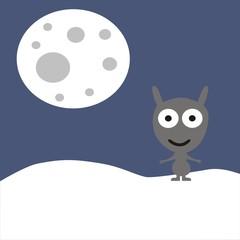 Hormiga en la Nieve