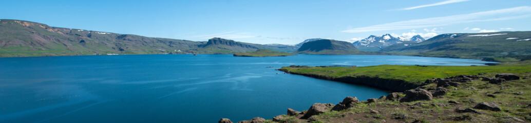 Hvalfjordur Fjord, Iceland
