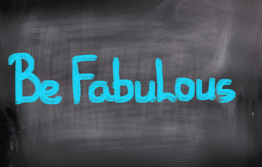 Be Fabulous Concept
