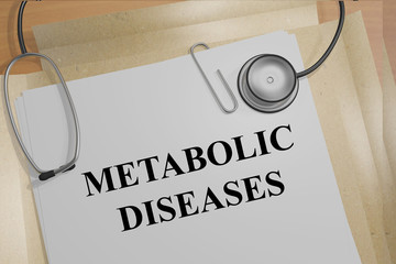 Metabolic Diseases concept
