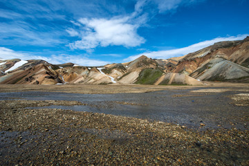 Landmannalaugar , Iceland