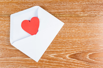 love letter envelope