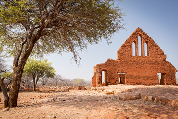 Old Palapye Church Botswana