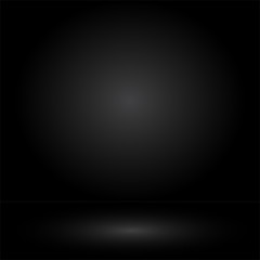 abstract black luxury background Studio backdrop - well use as background.Vector illustration.