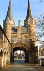 Fototapete - City gate