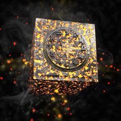 Tierkreis Zodiac - Cube D