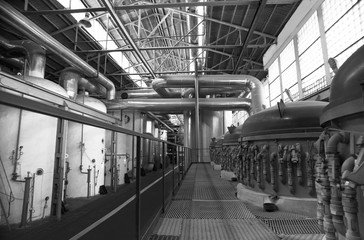 industrial pipe