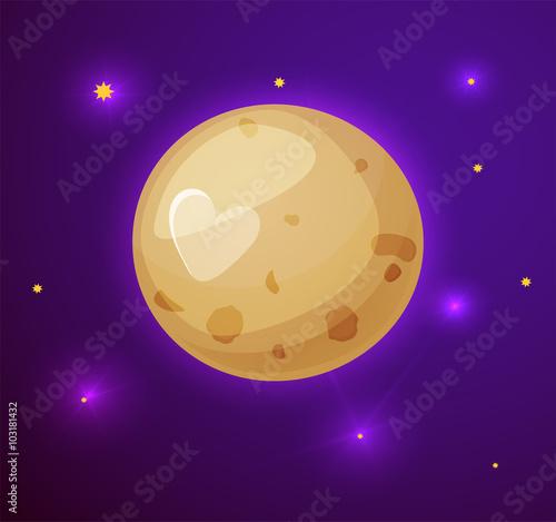 pluto planet cartoon - 1000×1018