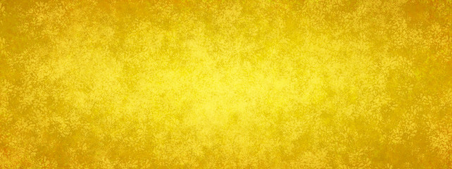 Shiny Gold Background Vintage Texture With Bright Center