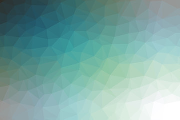 Gradient Triangle Abstract 12