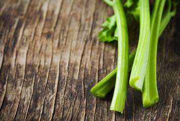 Fresh celery.