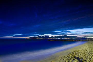 France, Alpes Maritimes, bay of Cann
