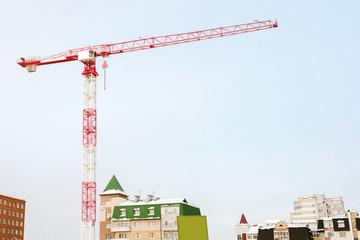 Construction equipment (crane)