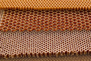 Composite materials. honeycomb