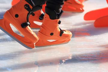 pattnaggio sul ghiaccio