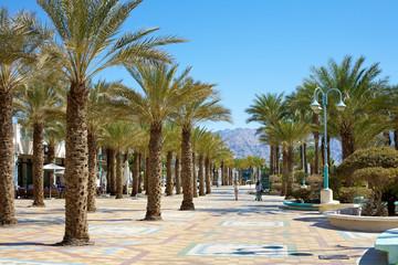 Eilat Promenade