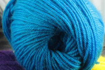 close up Knitting