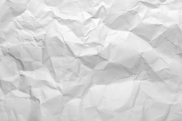 zekülltes Blatt Papier Hintergrund