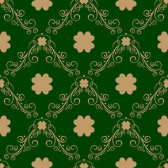 St Patricks pattern