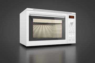typical modern microwave