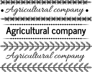 logo tractor,agricultural company