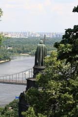 Kiev, years 2007, 2011