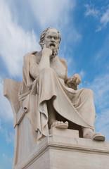 Greek Philosopher Aristoteles Sculpture