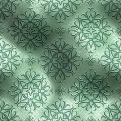 Plastic background tiles