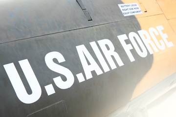 US Air Force marking