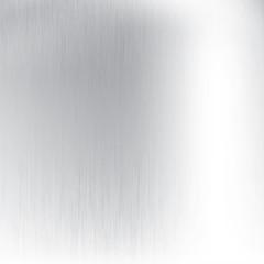 Abstract metallic silver vector background