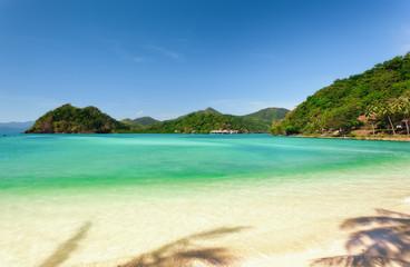 Thailand. Beaches on Koh Ngam.