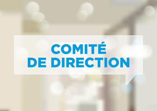 Comité de Direction