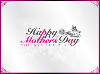 Happy Mother's Day - Card