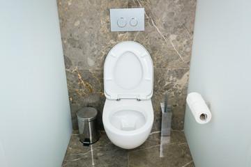 WC Interior - Stock Image