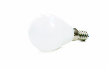 LED lamp round shape